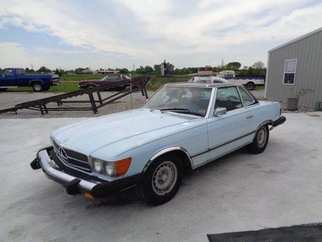 1975 Mercedes-Benz 450SL (CC-1374298) for sale in Staunton, Illinois