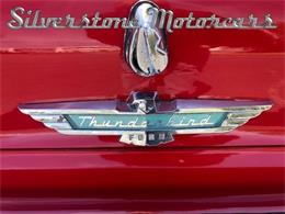 1957 Ford Thunderbird (CC-1374299) for sale in North Andover, Massachusetts