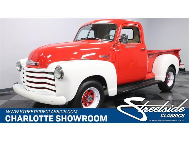 1950 Chevrolet 3100 (CC-1374303) for sale in Concord, North Carolina