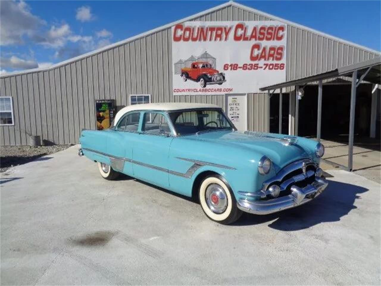 1953 Packard 400 (CC-1374305) for sale in Staunton, Illinois