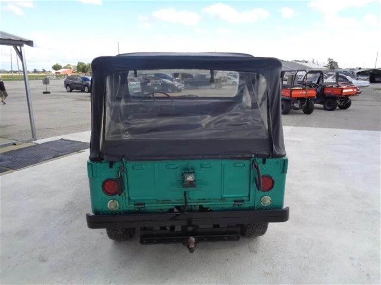 1965 Jeep CJ5 (CC-1374310) for sale in Staunton, Illinois