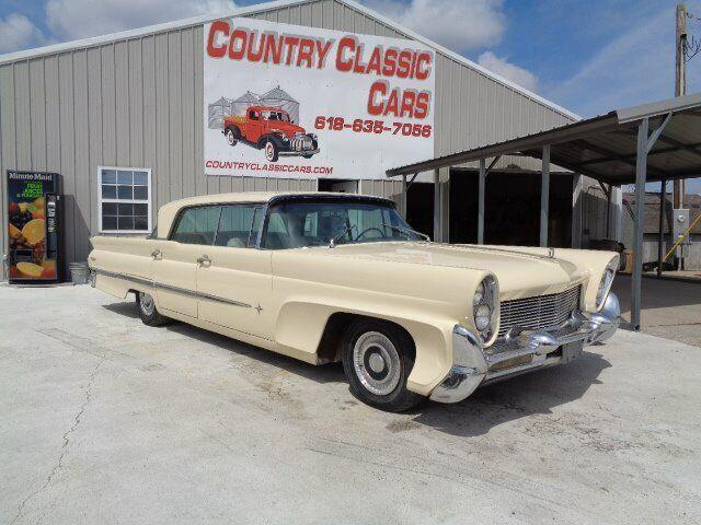 1958 Lincoln Premiere (CC-1374318) for sale in Staunton, Illinois