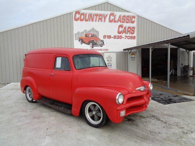 1954 Chevrolet Panel Truck (CC-1374321) for sale in Staunton, Illinois