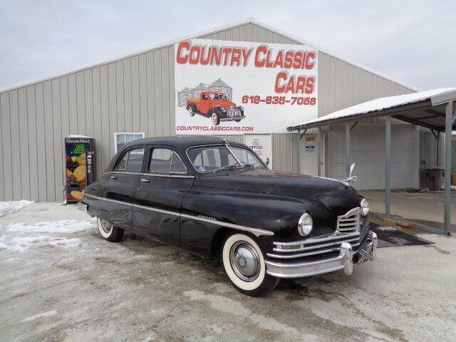 1950 Packard Eight (CC-1374324) for sale in Staunton, Illinois