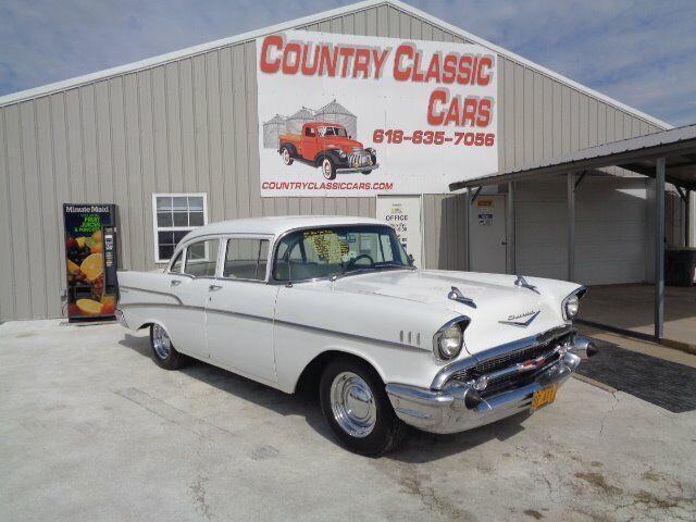 1957 Chevrolet Automobile