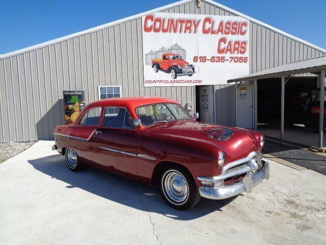 1950 Ford Customline (CC-1374330) for sale in Staunton, Illinois