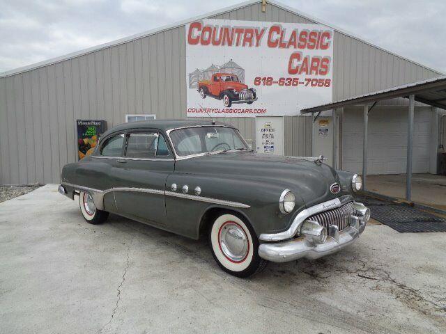 1951 Buick Custom (CC-1374332) for sale in Staunton, Illinois