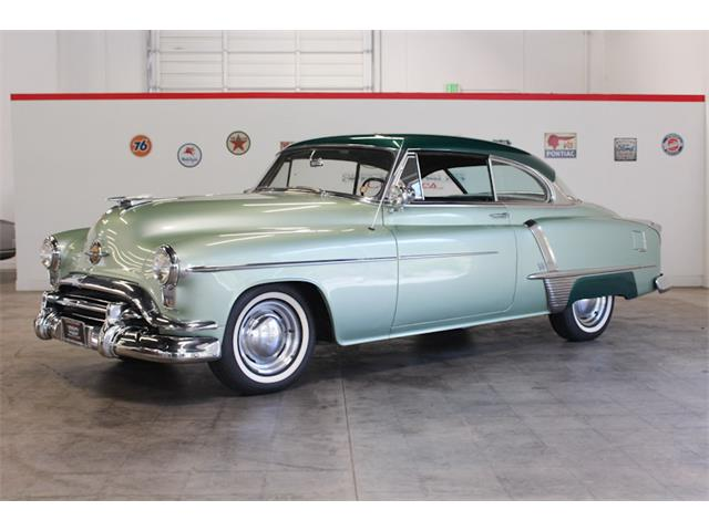 1951 Oldsmobile Super 88 (CC-1374339) for sale in Fairfield, California