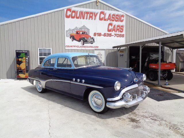 1951 Buick 40 (CC-1374340) for sale in Staunton, Illinois