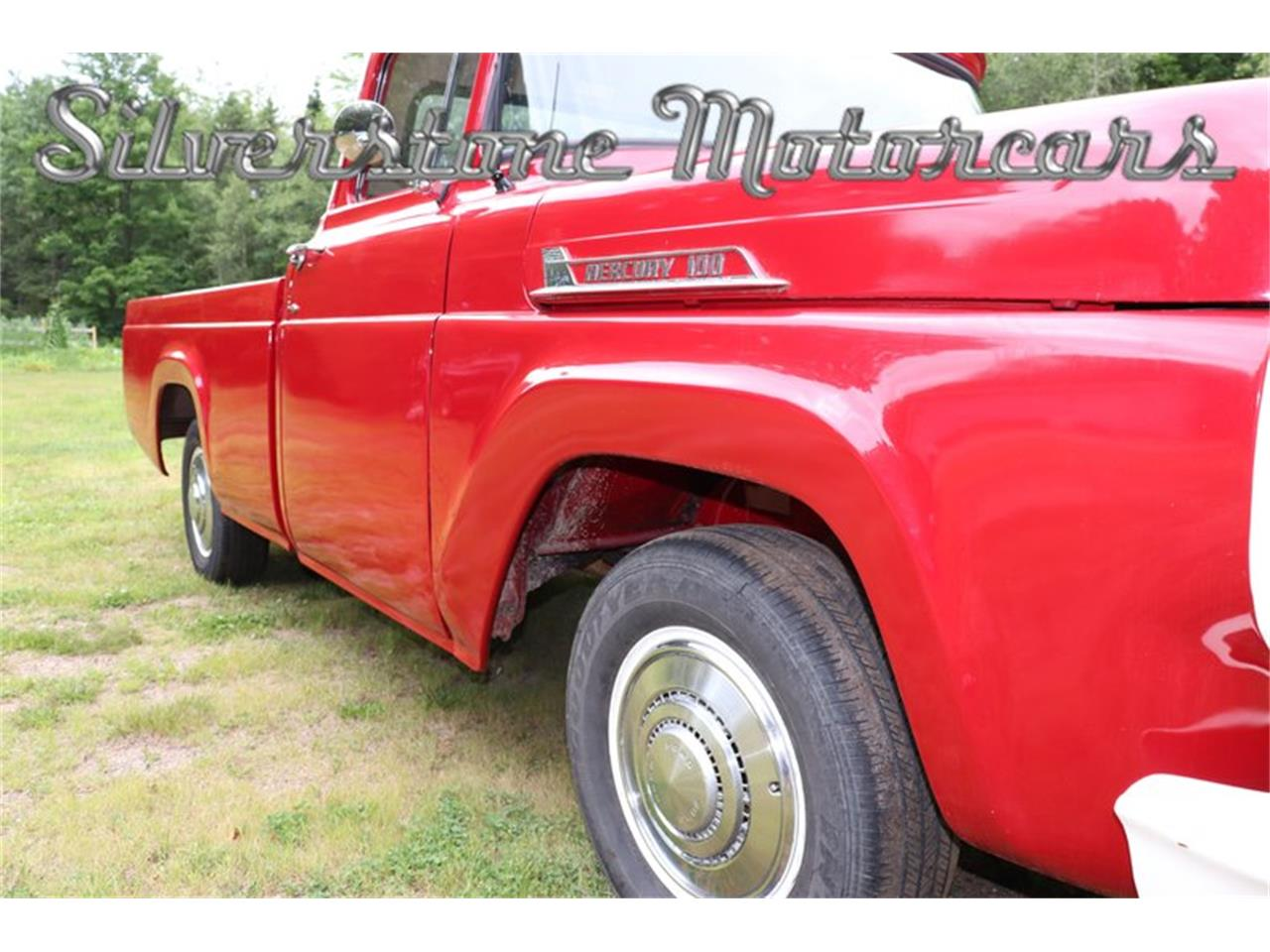 1959 Mercury Pickup (CC-1374343) for sale in North Andover, Massachusetts