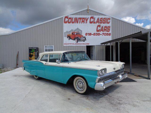 1959 Ford Custom 300 (CC-1374346) for sale in Staunton, Illinois