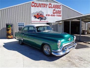 1953 Oldsmobile Super 88 (CC-1374350) for sale in Staunton, Illinois
