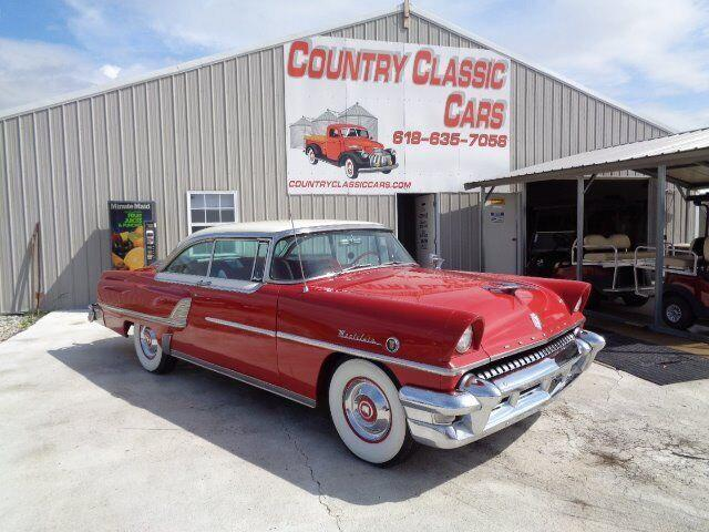 1955 Mercury Montclair (CC-1374353) for sale in Staunton, Illinois