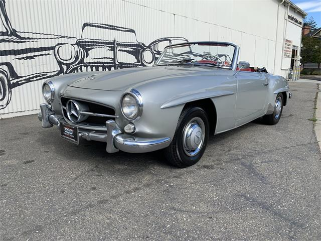 1959 Mercedes-Benz 190SL