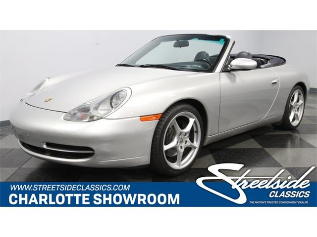 2000 Porsche 911 (CC-1374360) for sale in Concord, North Carolina