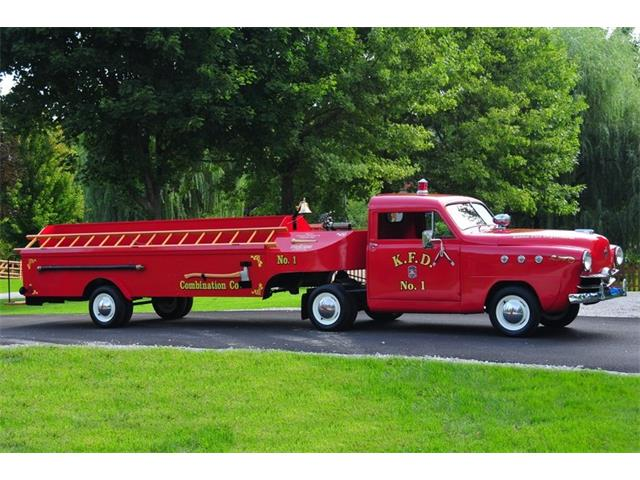 1951 Crosley Fire Truck (CC-1374362) for sale in Volo, Illinois