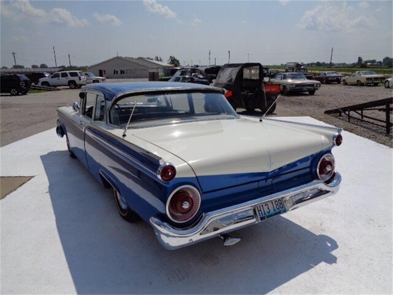 1959 Ford Fairlane (CC-1374378) for sale in Staunton, Illinois