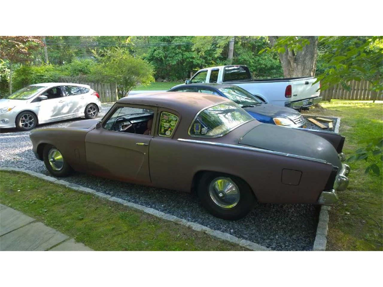 1953 Studebaker Commander (CC-1374379) for sale in West Pittston, Pennsylvania