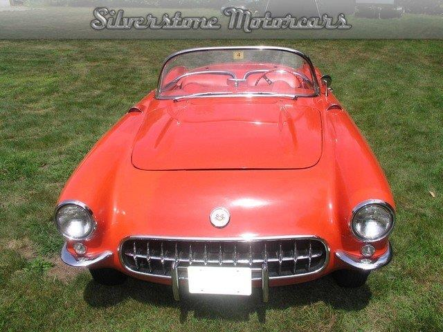 1956 Chevrolet Corvette (CC-1374382) for sale in North Andover, Massachusetts