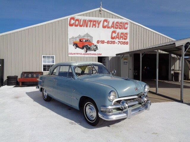 1951 Ford Victoria (CC-1374389) for sale in Staunton, Illinois