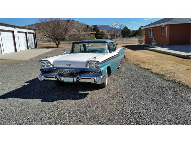 1959 Ford Galaxie 500 (CC-1374390) for sale in West Pittston, Pennsylvania