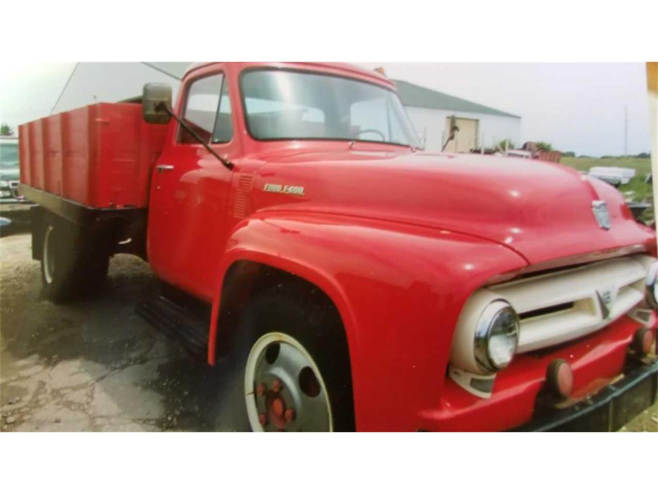 1953 Ford F600 (CC-1374394) for sale in West Pittston, Pennsylvania
