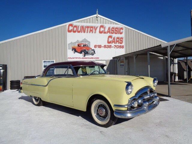1953 Packard 250 Mayfair (CC-1374400) for sale in Staunton, Illinois