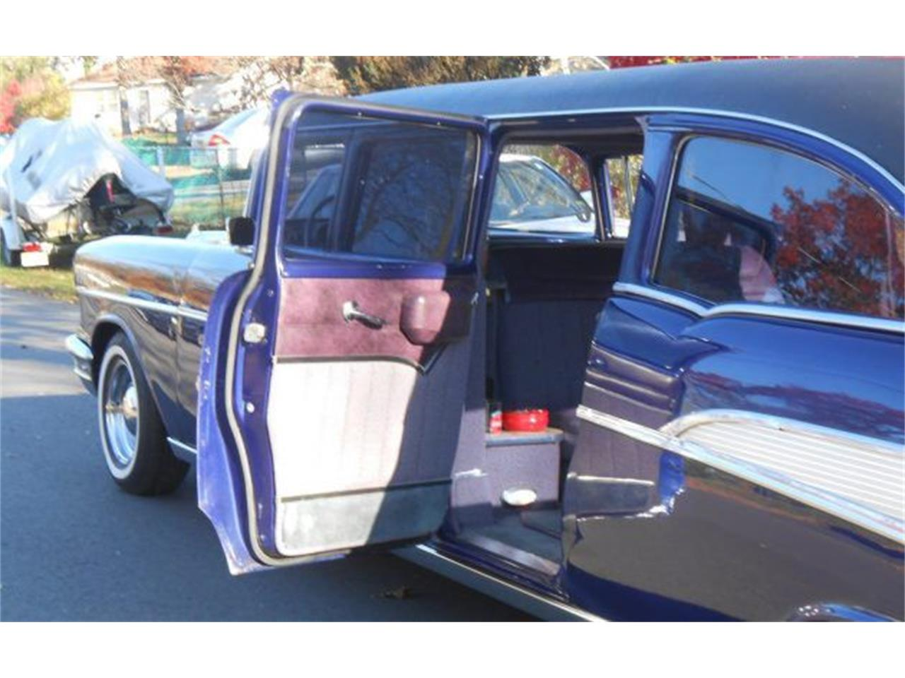 1957 Chevrolet Bel Air (CC-1374405) for sale in West Pittston, Pennsylvania