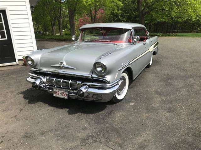 1957 Pontiac Laurentian (CC-1374411) for sale in West Pittston, Pennsylvania