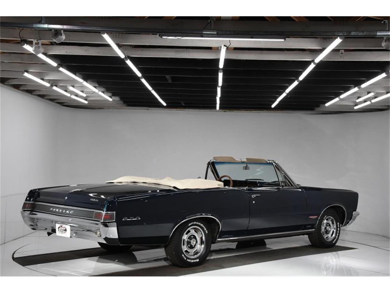 1965 Pontiac GTO (CC-1374425) for sale in Volo, Illinois