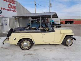 1950 Willys Jeepster (CC-1374428) for sale in Staunton, Illinois