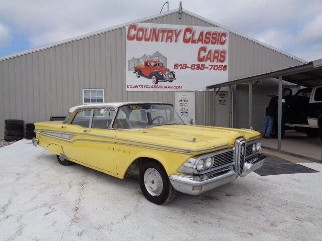 1959 Edsel Corsair (CC-1374431) for sale in Staunton, Illinois