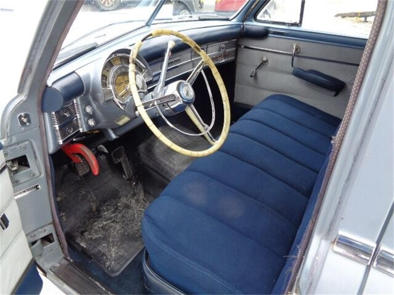 1950 Chrysler Windsor (CC-1374438) for sale in Staunton, Illinois