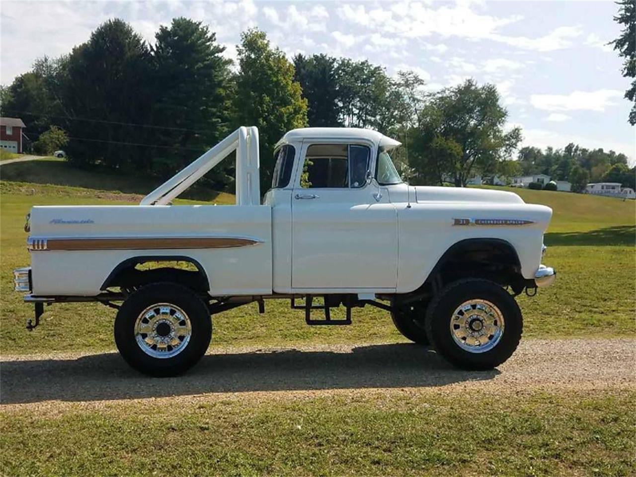 1959 Chevrolet 3100 (CC-1374439) for sale in West Pittston, Pennsylvania