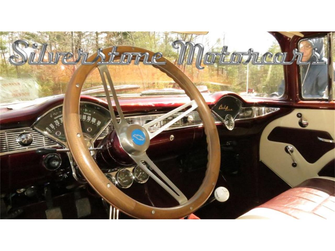 1956 Chevrolet Bel Air (CC-1374441) for sale in North Andover, Massachusetts