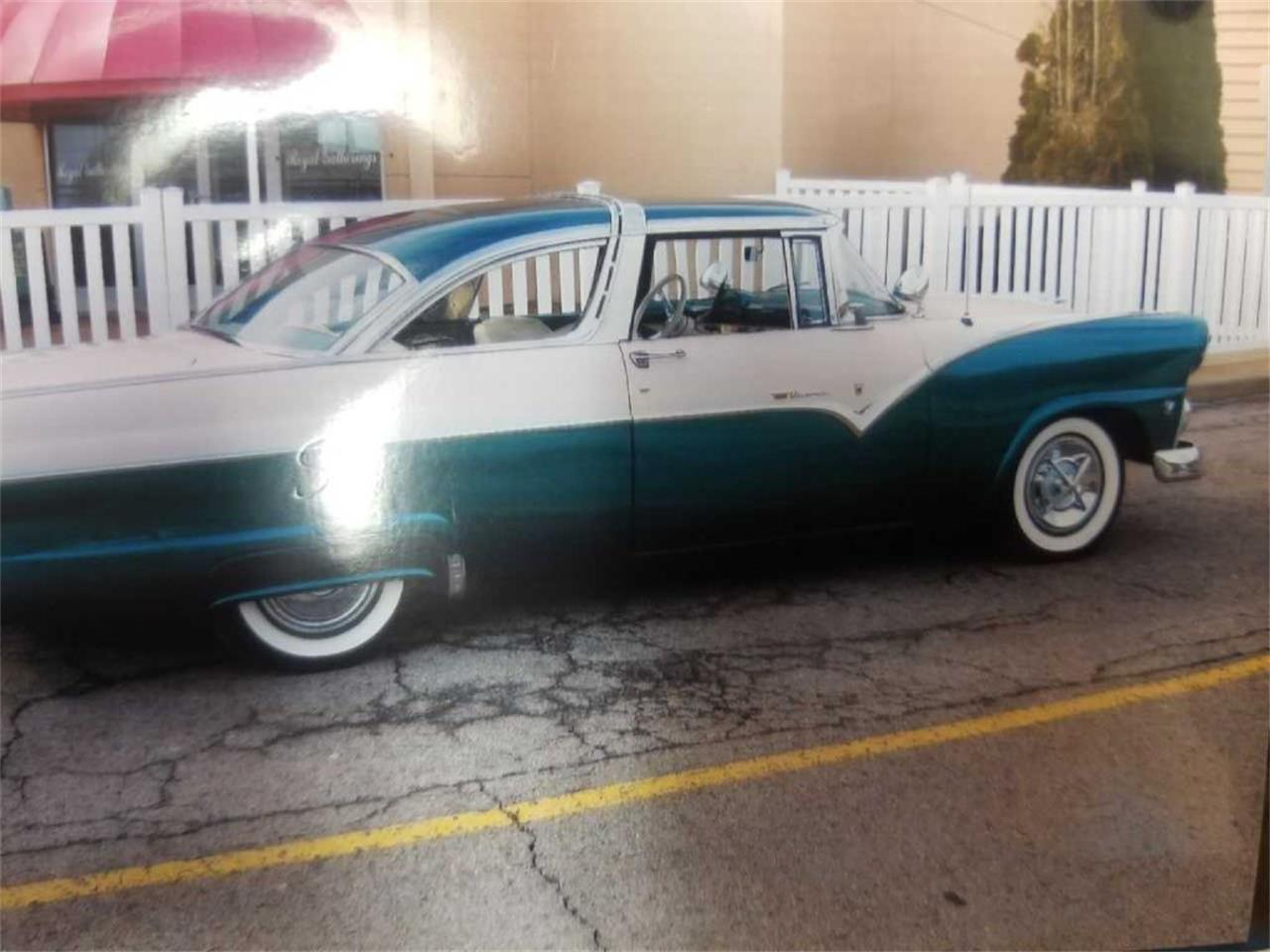 1955 Ford Fairlane (CC-1374443) for sale in West Pittston, Pennsylvania