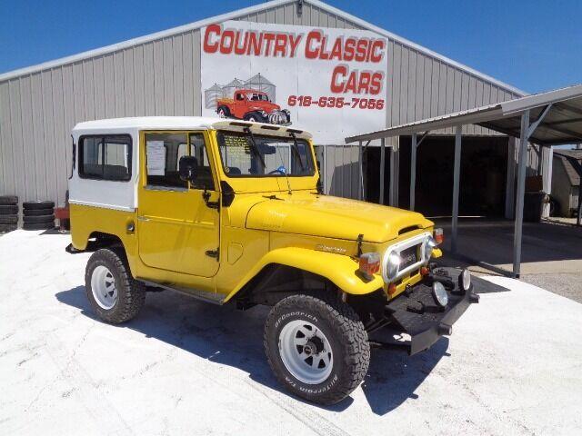1965 Toyota FJ Cruiser (CC-1374450) for sale in Staunton, Illinois