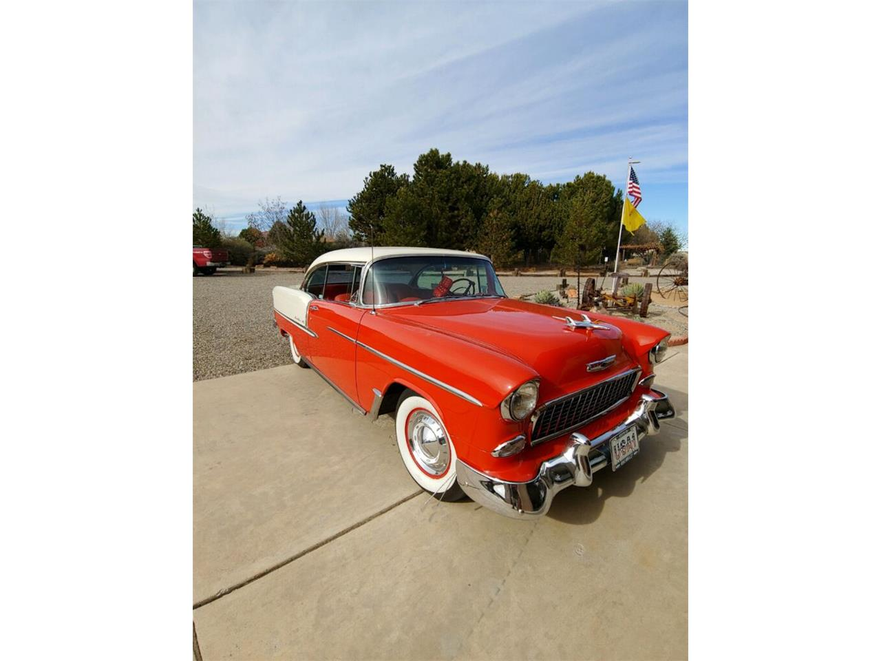 1955 Chevrolet Bel Air (CC-1374451) for sale in West Pittston, Pennsylvania