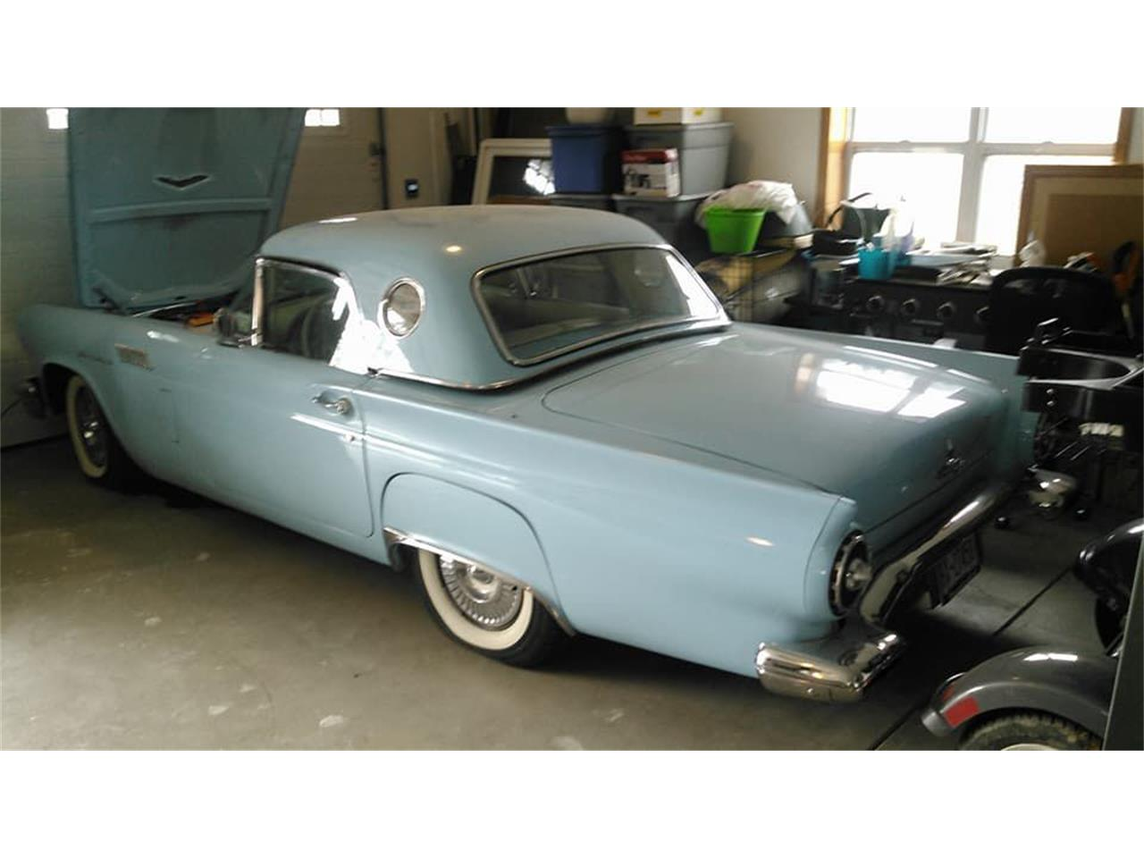 1957 Ford Thunderbird (CC-1374453) for sale in West Pittston, Pennsylvania