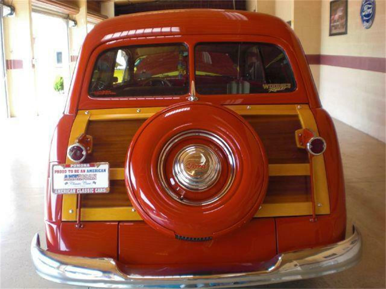 1951 Ford Country Squire (CC-1374460) for sale in La Verne, California