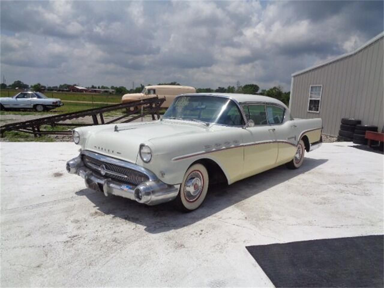 1957 Buick Roadmaster (CC-1374463) for sale in Staunton, Illinois