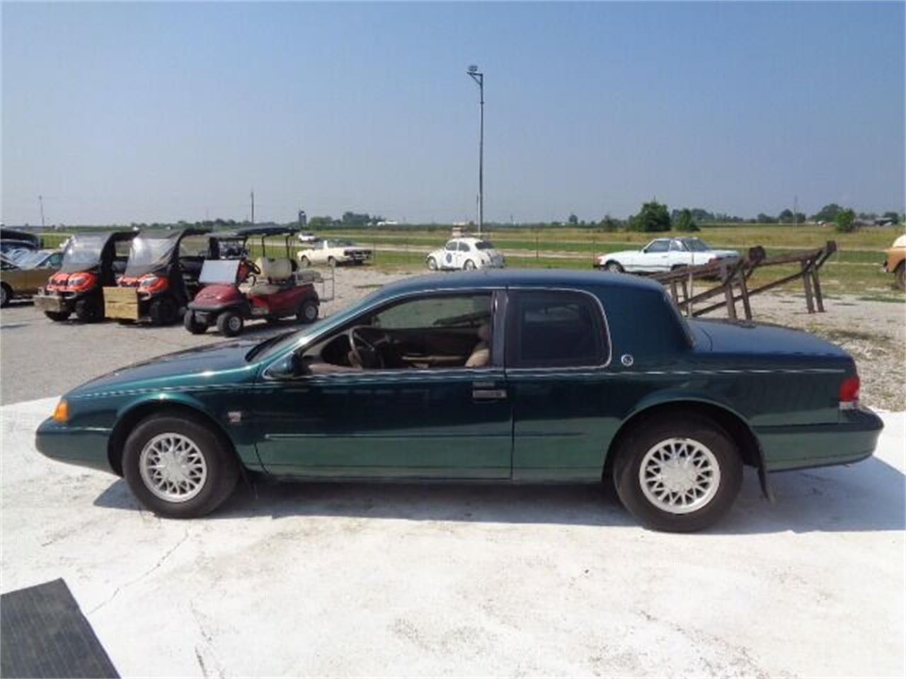 1995 Mercury Cougar (CC-1374465) for sale in Staunton, Illinois