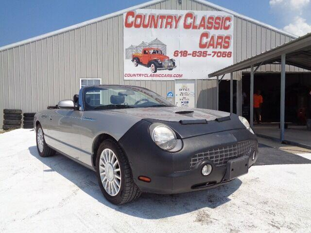 2005 Ford Thunderbird (CC-1374468) for sale in Staunton, Illinois