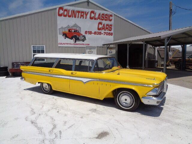 1959 Edsel Villager (CC-1374470) for sale in Staunton, Illinois