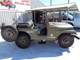 1956 Willys Jeep (CC-1374481) for sale in Staunton, Illinois