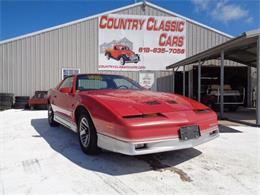 1985 Pontiac Firebird Trans Am (CC-1374485) for sale in Staunton, Illinois