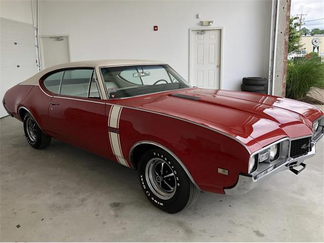 1968 Oldsmobile 442 (CC-1374486) for sale in REHOBOTH, Massachusetts