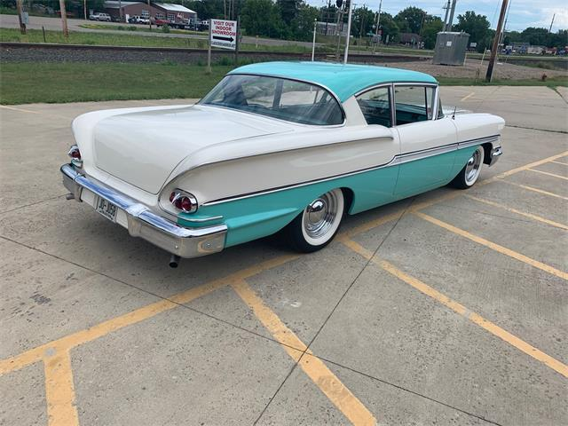 1958 Chevrolet Biscayne (CC-1374487) for sale in Annandale, Minnesota