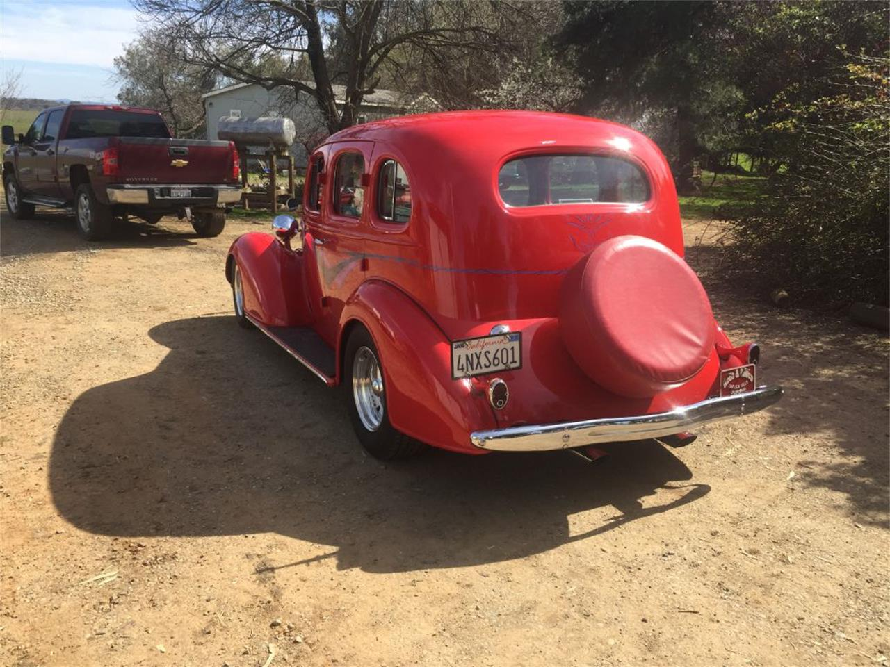 1935 Chevrolet Deluxe (CC-1374489) for sale in West Pittston, Pennsylvania
