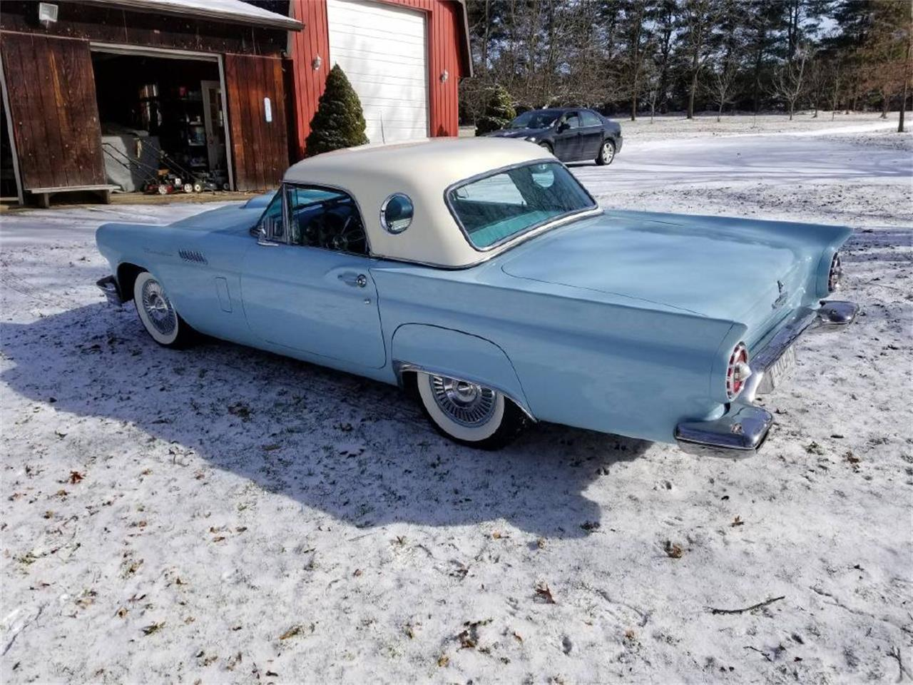 1957 Ford Thunderbird (CC-1374492) for sale in West Pittston, Pennsylvania